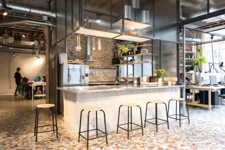 location cuisine lyon espace événementiel