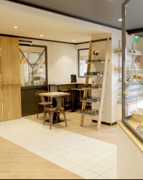 concept campaillette boutique nancy entrée fournil porte coulissante