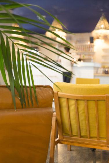 mroc bloc et bistro restaurant espace chill green conception studio frvr