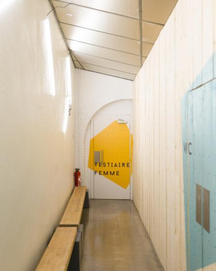 mroc bloc et bistrot accès vestiaire femme conception studio frvr