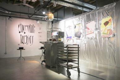 aluminium sur murs design