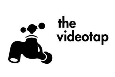 logo maison production video noir et blanc
