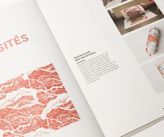 studio frvr direction artistique extrait pepzine jambon les curiosité