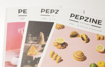studio frvr direction artistique extrait pepzine couvertures