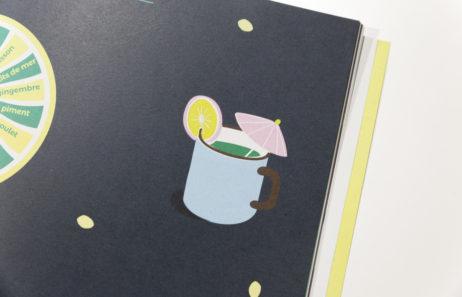 studio frvr direction artistique extrait pepzine citron illustration
