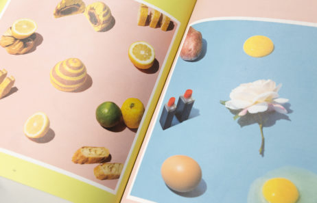 studio frvr direction artistique extrait pepzine citron photo culinaire