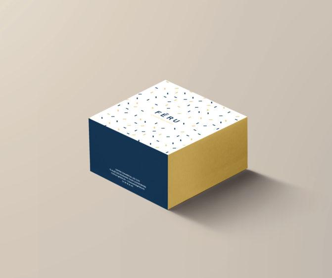 packaging patisserie féru paris lyon
