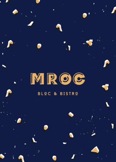 mroc bloc et bistrot design logo identité visuelle studio frvr