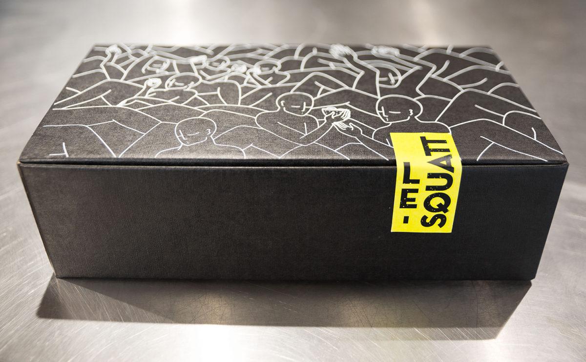 box culinaire design