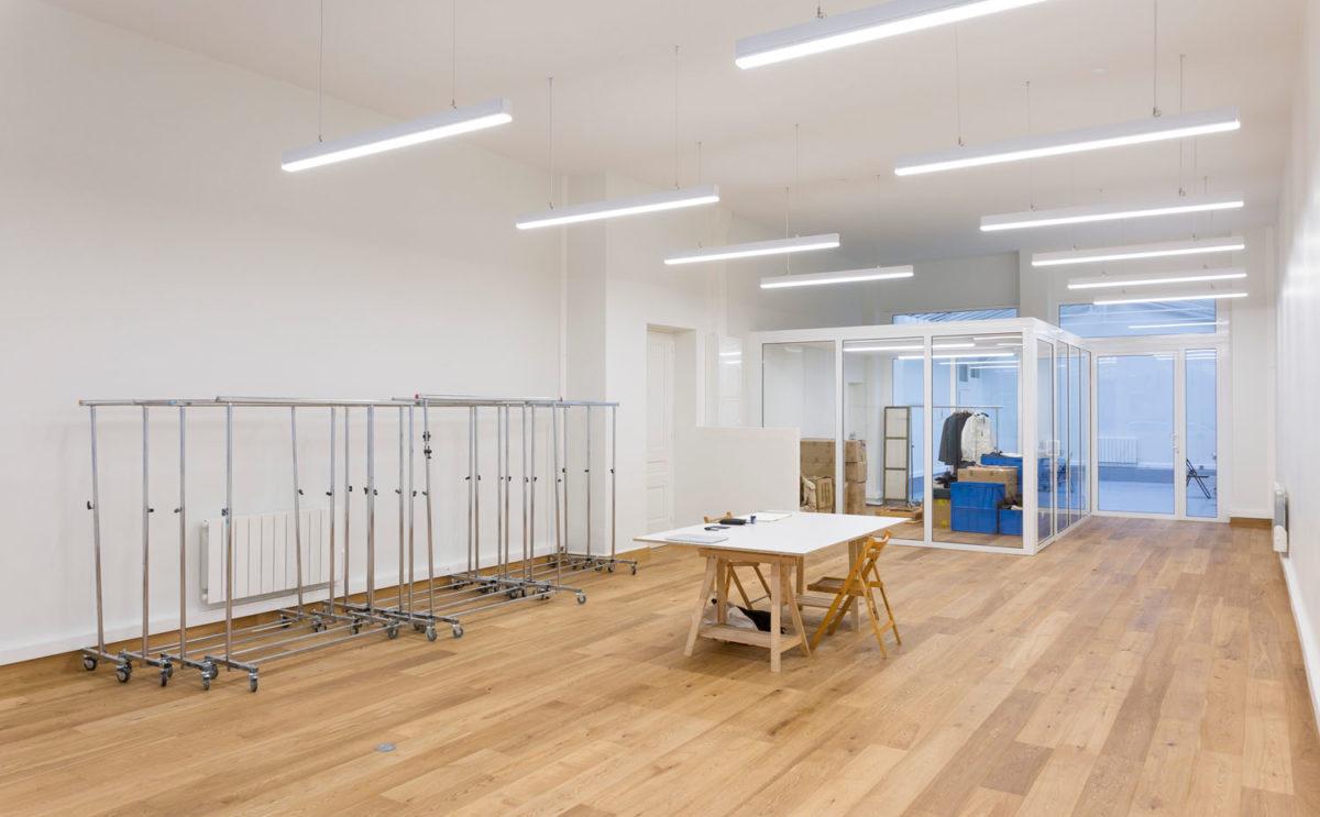 design espace atelier couture