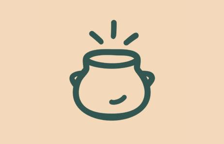 design logo fele local