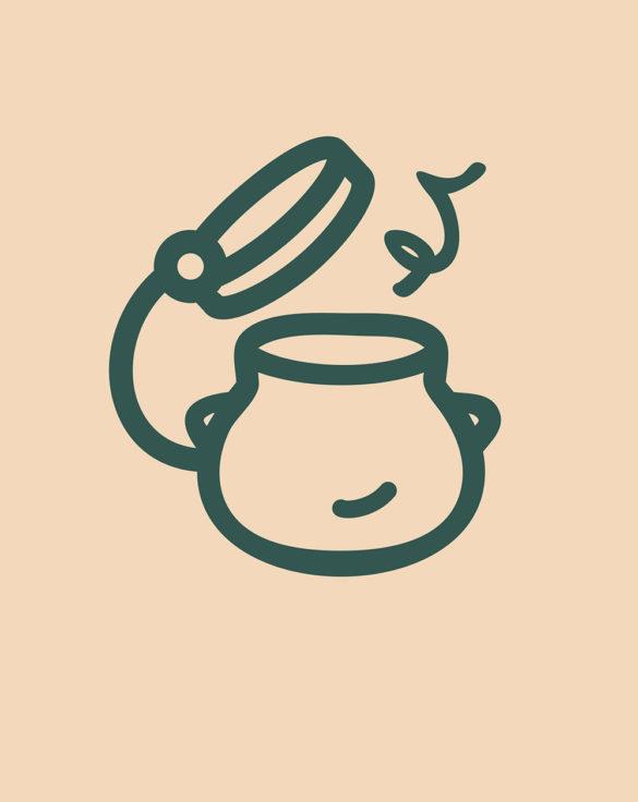 logo mascotte lyon minimaliste